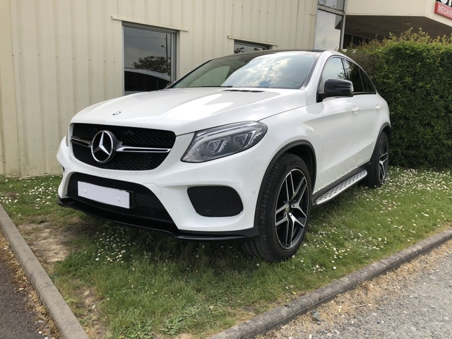 Mercedes-Benz Mercedes-Benz Gle Coupe FASCINATION