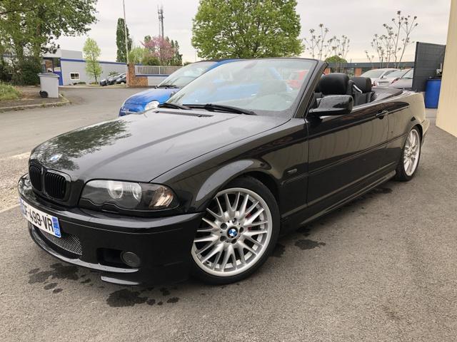 BMW SERIE 3 318Ci CABRIOLET PACK M