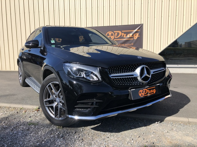Mercedes-Benz Mercedes-Benz Glc Coupe 220 Fascination 9G-Tronic