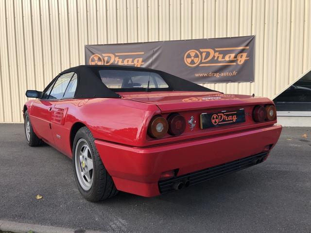 Ferrari MONDIAL T CABRIOLET V8 3.4L 300