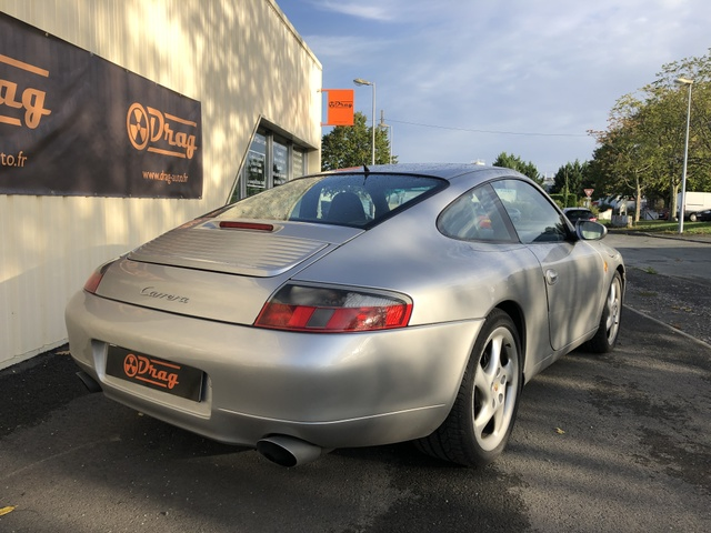 Porsche Porsche 911 III (996) 300ch Carrera BV6