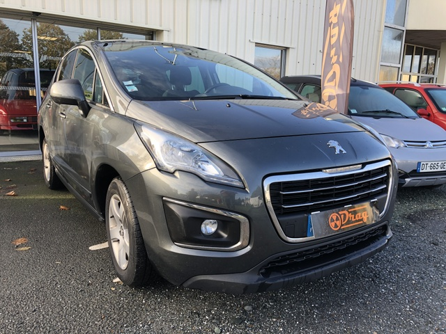 Peugeot Peugeot 3008 2.0 BlueHDi 150ch Active Business
