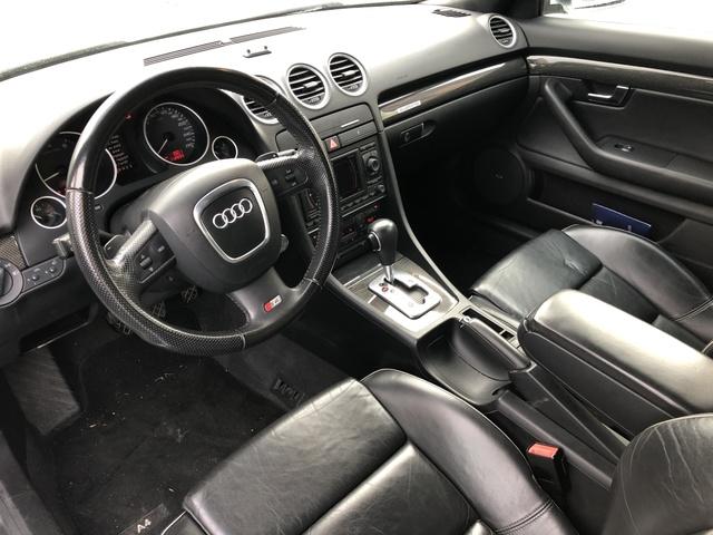 Audi Audi S4 Cab 4.2 V8 344ch quattro Tiptronic