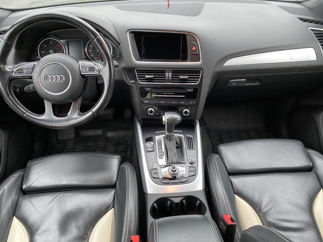 Audi Audi Q5 3.0 V6 TDI 258 Avus quattro S tronic 7