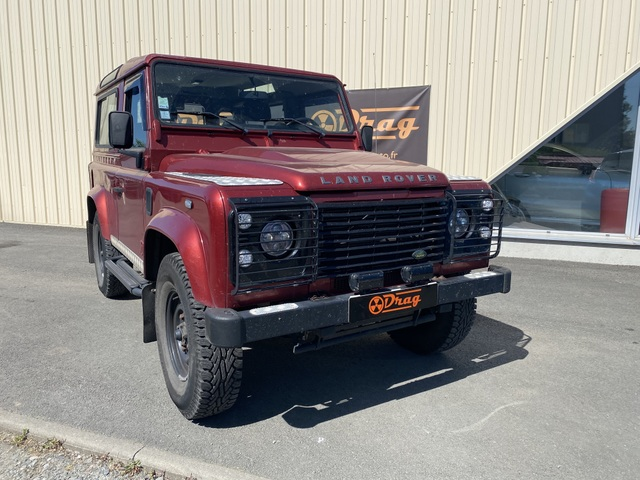 Land-Rover Land-Rover Defender II HT 90 2.4 TD E