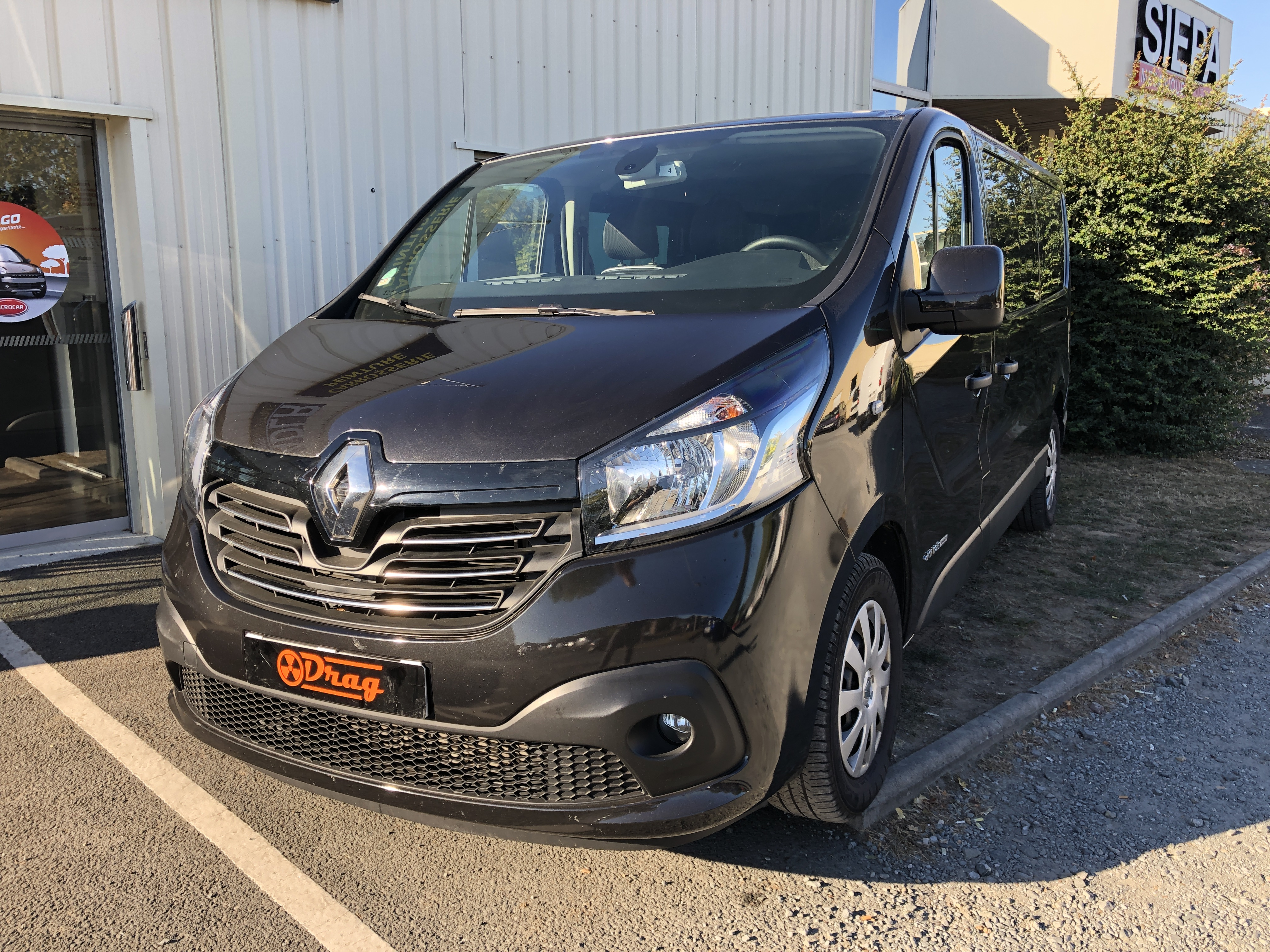 Renault Traffic III (J82) L2 1.6 DCi 125ch Energy Life 9 Places